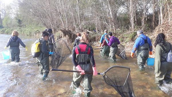 Marco Casu - Escursione Ittiologia - Wildlife - WMCC - Novembre 2020