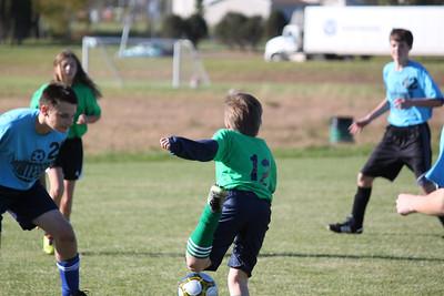 RLA Soccer 2012