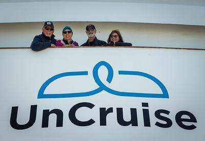 Uncruise Glacier Tour in SE Alaska, Images