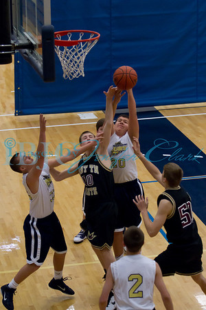 St Patty Bash game 1 at Hardin Valley 3.19.11