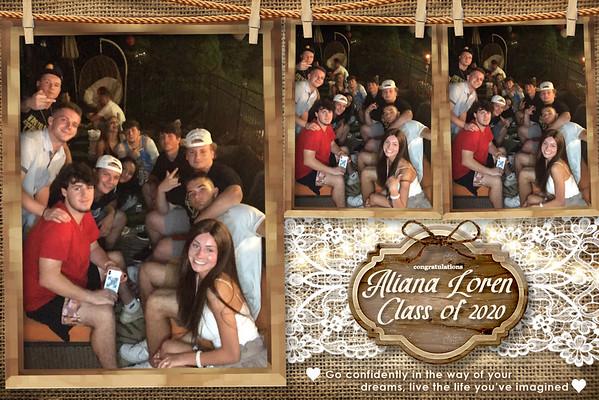 Aliana's Grad Party