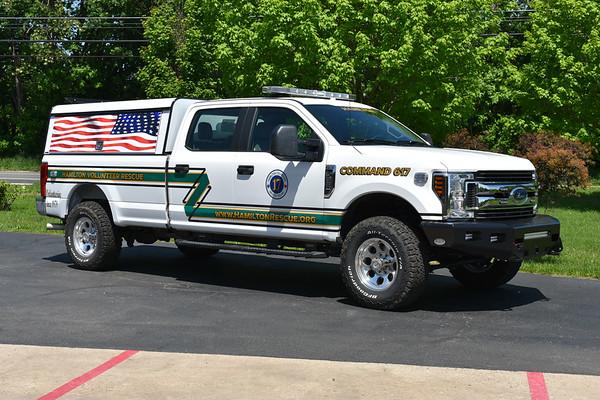 Company 17 - Hamilton Rescue Squad