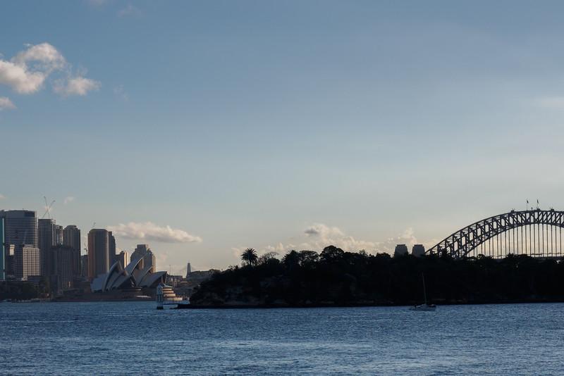 Sydney Sky Line