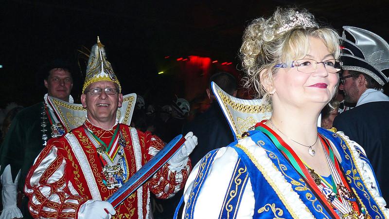 Prinsenstreffen in de Jan Massinkhal
