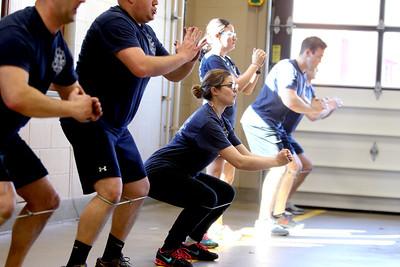 Batavia firefighters train with Proforce