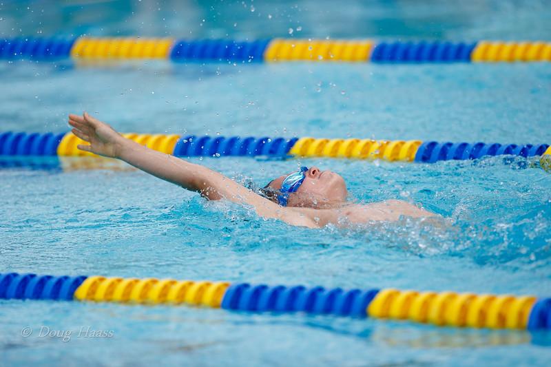 Conrad backstroke