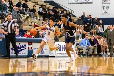 2020-02-21 -- Twinsburg vs Hudson High School Varsity Boys Basketball