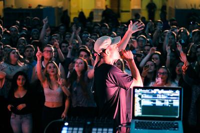 Bryce Vine Concert Shots