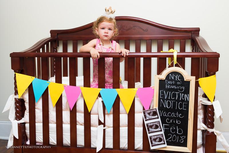 Filomena's Pregnancy Announcement