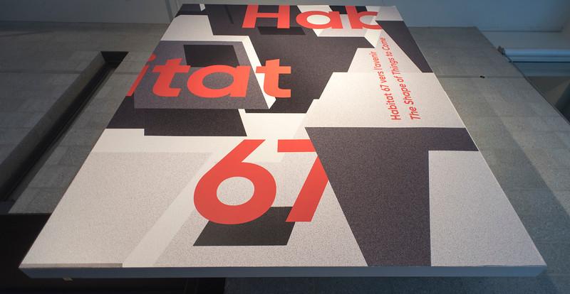 Vernissage Habitat 67 vers l'avenir