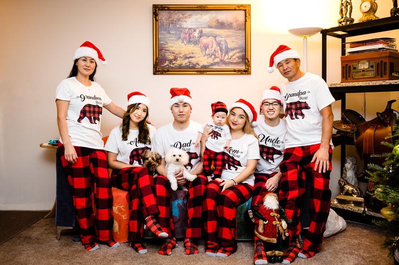 Davaa's Family Xmas