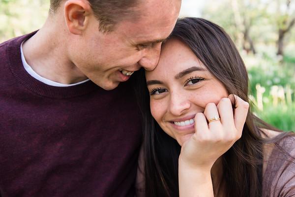 Camila & Nathan's Engagements