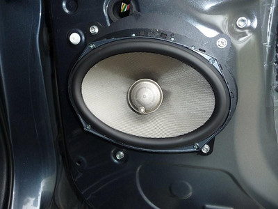 2007 Tundra Double Cab Front Speaker Installation