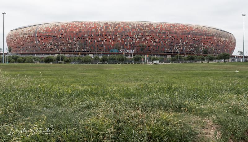"""FNB Stadium, """"The Calabash"""""""