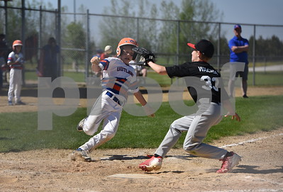 2017 Fort Dodge Youth Baseball Tournament
