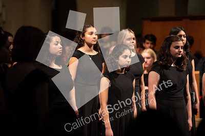 "Vocal Arts - Spring Choral Concert ""Star Light Star Bright"""