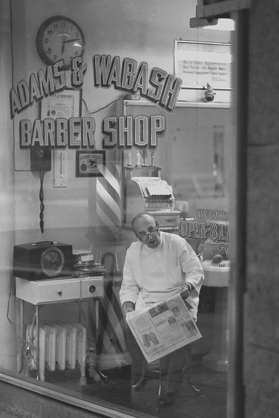 Chicago - City of Big Shoulders - Chicago Illinois - Lexington Kentucky Photographer