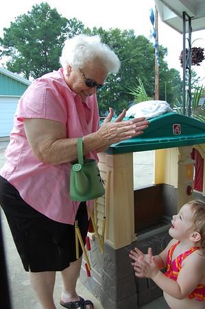 Mom's Birthday - July 13, 2008