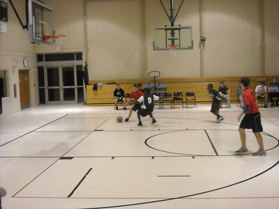 CYO Basketball Black vs. St. Andrew