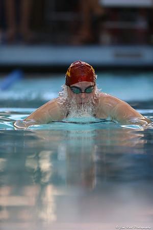 Cardinal Newman Swimming 2013 vs Maria Carrillo