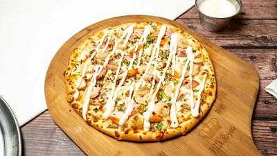 The Fuchsian Pizza Sector