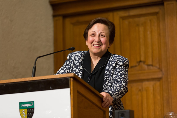 Gruber Lecture with Shirin Ebadi