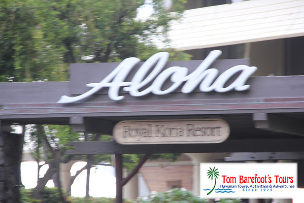 Royal Kona Resort Luau