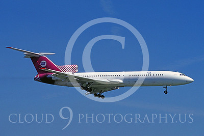 VIA Airline Tupolev Tu-154 Airliner Pictures