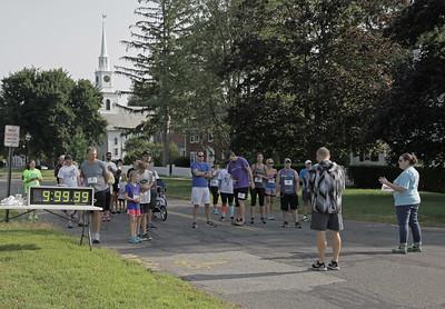 Almost Mile Family Fun Run 8-26-17
