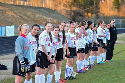 BHS Women's Soccer 2013