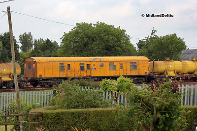 Portlaoise PW Yard (Rail), 31-05-2018