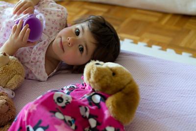 Lila - age 2 years