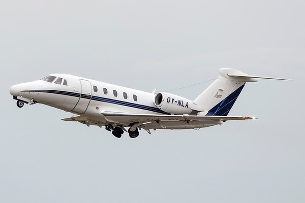 OY-NLA - Cessna 650 Citation III