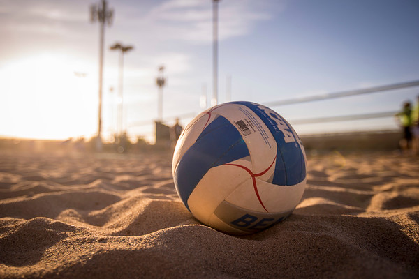 Sand Volleyball 4/28/18