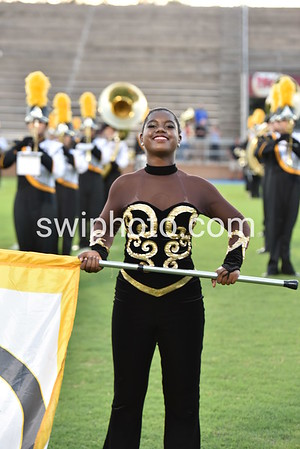 17-10-12 Homecoming Band