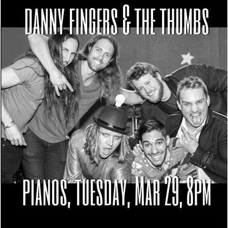 Danny Fingers Advertisement .jpg