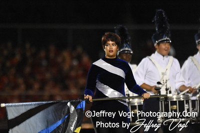 09-23-2016 Clarksburg HS Marching Band and Dance Team, Photos by Jeffrey Vogt Photography