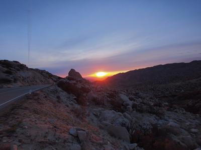 Pinyon Ridge & Wilson Peak - Anza-Borrego 2.1.13