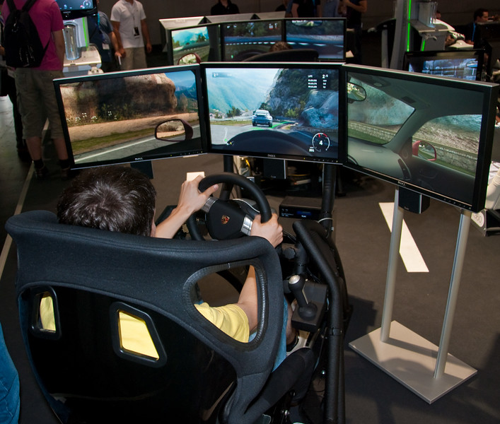 Forza 3 at GamesCom