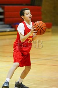 Murray Rec - 5th Grade Boys - Dawgs  01-29-2014