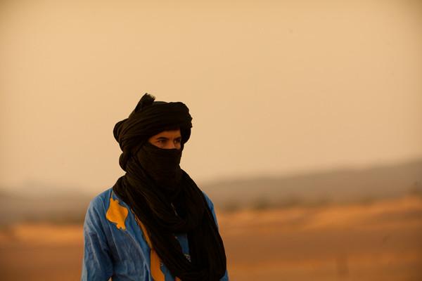 Sahara and Atlas mountains