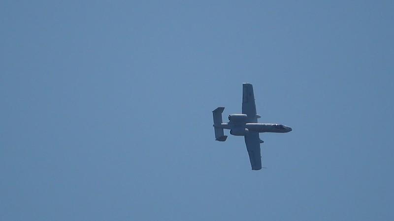 A-10 Aileron Roll.MP4