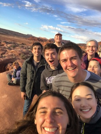 Navajo Nation Service Trip 2018