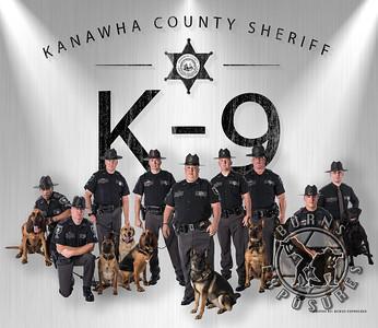 KCSO K9 Calendar