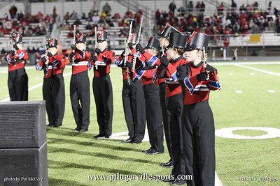 Texans vs Bellville, Nov. 24, 2012