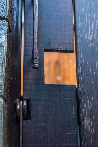 Sambas Front Gate Hole