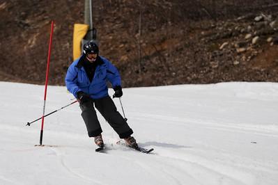 2014-03-02 Skiing EPSC Race Day