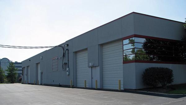 September 19, 2007:  Ford training center in St. Louis .  .  .