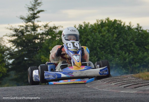 Motorsport Ireland Karting Championship 2013 - Round 6 - Athboy