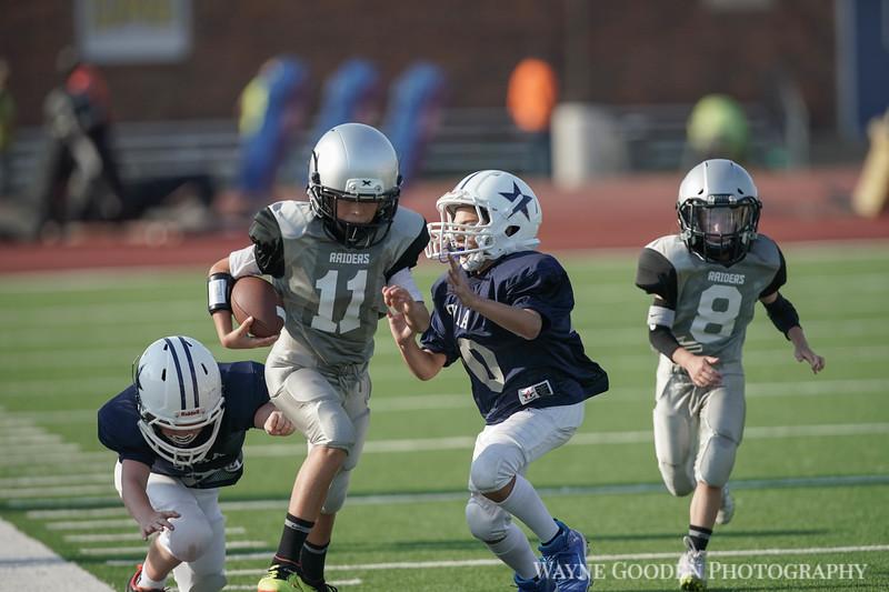 SVAA White Rock Raiders Football